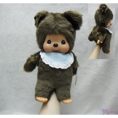 Monchhichi Friend 29cm Hand Puppet MCC Plush Toys - KUMA Bear 242220