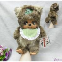 Monchhichi Friend 29cm Hand Puppet MCC Plush Toys - Raccoon 242230