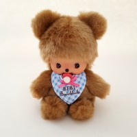 Bebichhichi S Size Plush BBCC Brown Bear 243518