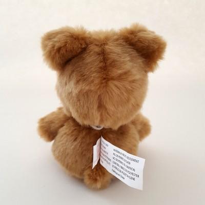 Bebichhichi S Size Plush BBCC Brown Bear 243518
