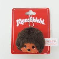 Monchhichi Keychain Face Badge Mascot - MCC Boy 243693