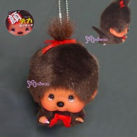 Monchhichi Big Head MCC Mascot Flying Girl 260287