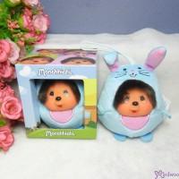 Monchhichi 9cm Plush Mini Animal Ball - Bunny 254972