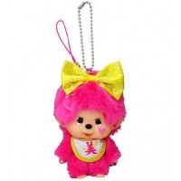 Monchhichi SS Size Big Head MCC Mascot - BEAUTY 257190