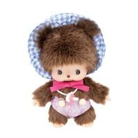 258780 Sekiguchi Baby Plush Bebichhichi Doll BBCC x FaFa Girl