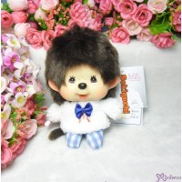 Monchhichi Big Head MCC Mascot Keychain Moco Moco Tee Boy 258864
