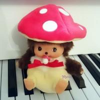 Bebichhichi 13cm Plush BBCC Mushroom Girl 259441