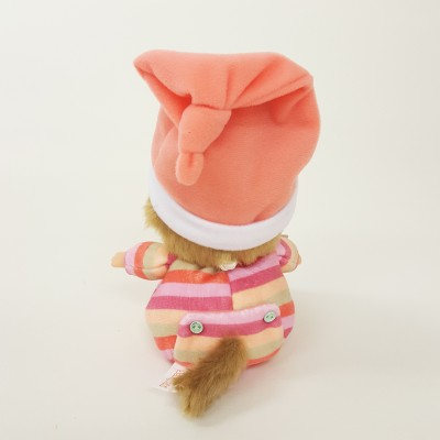 Bebichhichi S Size Plush BBCC Brown Hair Romper Girl 260140