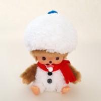 Bebichhichi S Size Plush BBCC Snowman 260393