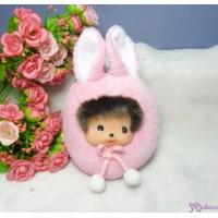 Monchhichi Bebichhichi BBCC Plush Lucky Daruma Bunny 260553
