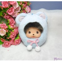 Monchhichi Bebichhichi BBCC Plush Lucky Daruma Bear 260560
