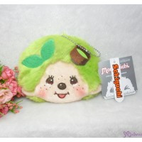 Monchhichi Mascot MCC Coin Bag Matcha Green Tea 261192