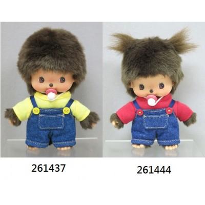 Monchhichi Bebichhichi S Size Plush 14cm Overall Boy 261437