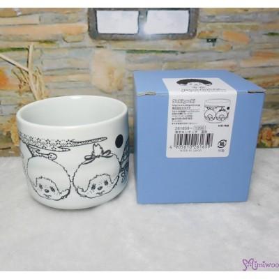 Sekiguchi Monchhichi Kanji Tea Cup 日本製 陶瓷 茶杯 261659