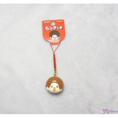 Monchhichi Lucky Bell Mascot Keychain 261734