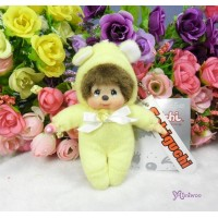 Monchhichi 10cm Plush Birthday Mascot Birth Stone Keychain - November 2681
