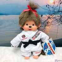 Sekiguchi Monchhichi Sports Plush MCC Judo Girl 271300