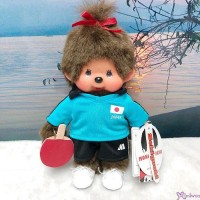 Sekiguchi Monchhichi S Size Table Tennis Sport Girl 278300