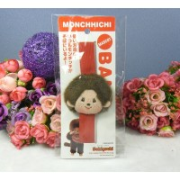 Monchhichi Mascot Lunch Box Books Rubberband 291410