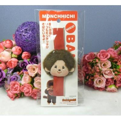 Monchhichi Mascot Lunch Box Books Rubberband 291410