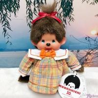 Sekiguchi Monchhichi S Size Checker Dress Girl 2918