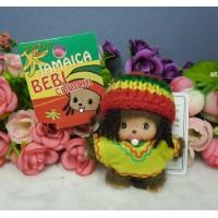 Bebichhichi BBCC Plush Cell Phone Strap Mascot Jamaica Yellow Boy  293560