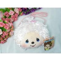 Monchhichi Pouch Moko Moko Girl MCC Small Bag Pink 293690