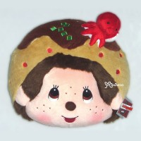 Monchhichi Cushion Large Size Tako Ball Head 296700