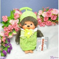 Monchhichi S Size 20cm Plush Summer Fruit - Melon 2976