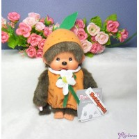 Monchhichi S Size 20cm Plush Summer Fruit - Orange 2978