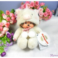 Monchhichi S Size Plush MCC Animal Pig 298800