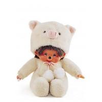 Monchhichi S Size Plush MCC Animal Pig 298800