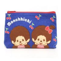 Monchhichi Makeup Bag (with Zipper) 30013