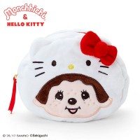 Hello Kitty x Monchhichi Plush Coin Bag 324080