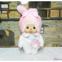 Melody  x Monchhichi M Size Chimutan Plush 30cm Limited 324431