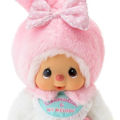 Melody  x Monchhichi M Size Chimutan Plush 25cm Limited 324431
