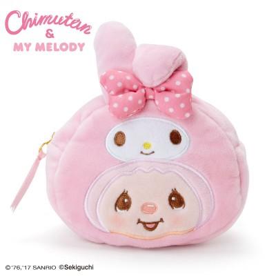 Melody x Monchhichi Plush Coin Bag 324622