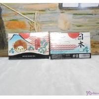 Monchhichi 10 x 6.5 cm Oil Blotting Paper 50pcs (Made in Japan) - Mount Fuji  40742