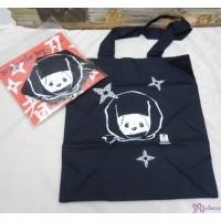 onchhichi Tote Bag MCC 100% Cotton Ninja Flat Totebag Handbag Eco Bag  40810