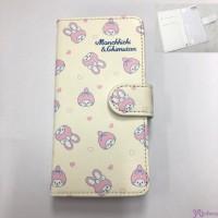 Sekiguchi Love Love Pink Friends Monchhichi x Chimutan Iphone 7 & 8 Case 40988