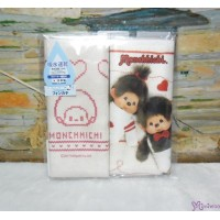 Monchhichi Baby Backpack Teething Pad Bib 15x21cm Style F (2pcs) 476015