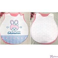 Monchhichi Chimutan Baby Large Apron 41x51cm Style L (2pcs) 477029