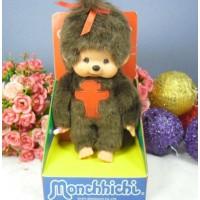 Monchhichi S Size Ampelmann MCC Girl Red 5808720