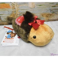Kapibara x Monchhichi 20cm Kapibarasan Animal Plush (Japan Limited) 697939