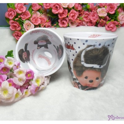 Monchhichi Hot Water Mug Resin Cup 270ml Asakusa Fevtival 713158