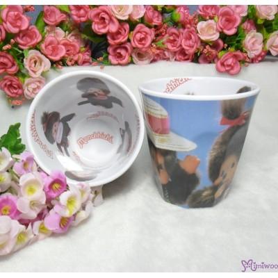 Monchhichi Hot Water Mug Resin Cup 270ml Sunflower & Sky 713165