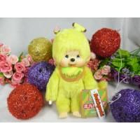 Monchhichi S Size Kitakyusyu Limited MCC Banana ~~ RARE ~~  717400