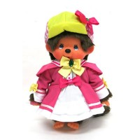 Monchhichi x Milky Holmes S Size MCC - Pink Shrlock 741823 (NEW ARRIVAL)