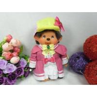 Monchhichi x Milky Holmes S Size MCC - Pink Shrlock 741823 (NEW ARRIVAL)
