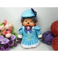 Monchhichi x Milky Holmes S Size Plush - Blue Cordelia 741854 (NEW ARRIVAL)